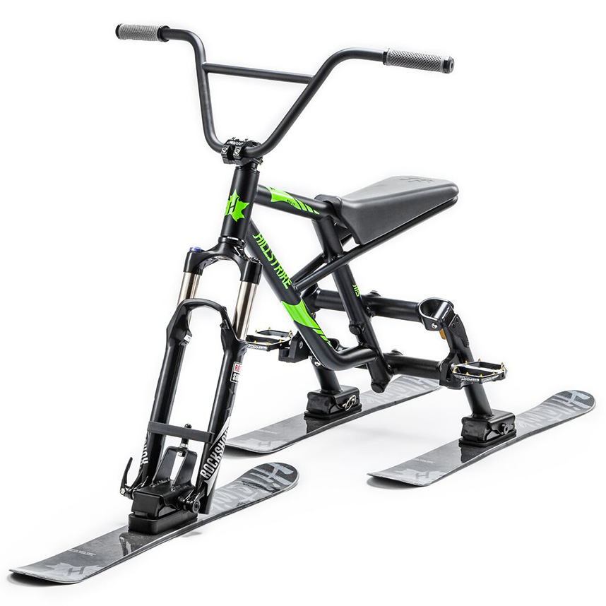 Ski Bike For Sale >> Hillstrike Snowtrike